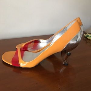 Roger Vivier open toe shoes. 37.5 EU $120